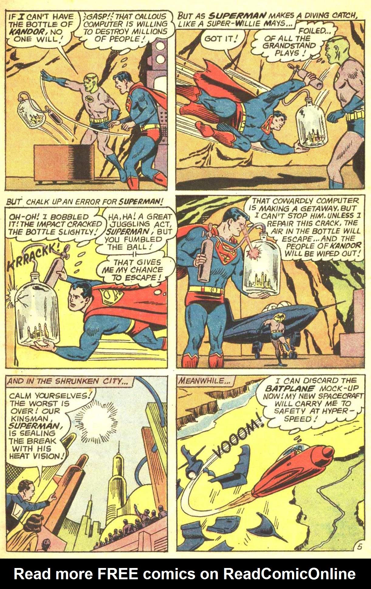 Read online World's Finest Comics comic -  Issue #164 - 7