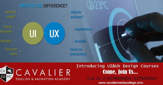 UI & UX Designing coaching centers in Bangalore