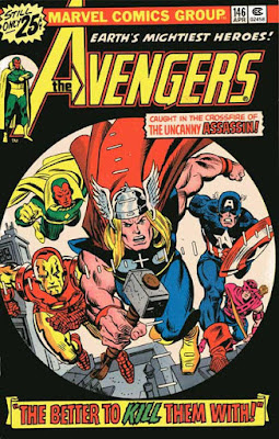 Avengers #146, the Assassin