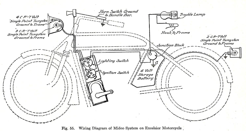 Kawasaki Ke100 Coil Wiring Diagram Example Electrical G5 Kx80 100 93 Ke
