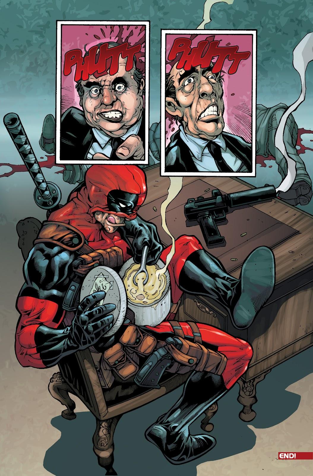 Read online Deadpool (2008) comic -  Issue #33.1 - 23