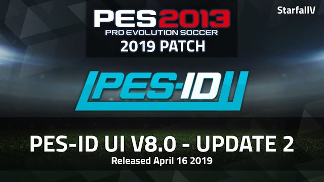 PES-ID Ultimate Patch V8 0 AIO + 8 1 + Update V8 2 - PES