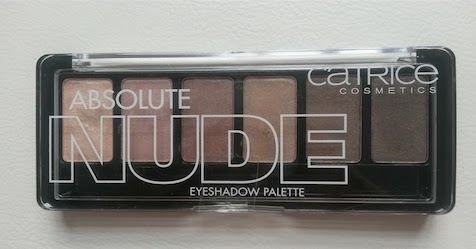 catrice, palette absolute nude, make-up, beauty