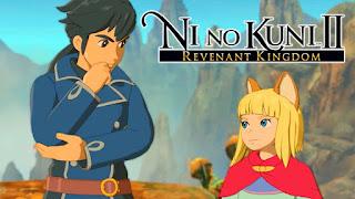 Ni No Kuni 2: The Revenant Kingdom - Primeiros minutos do jogo