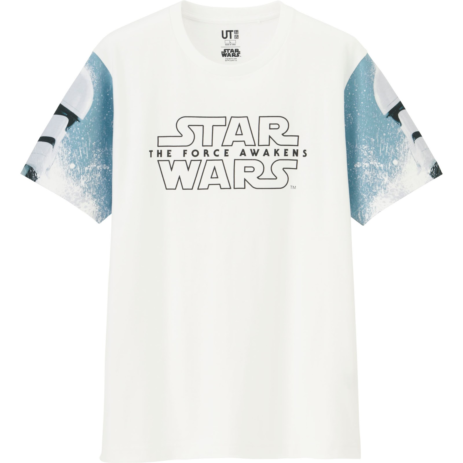 4b7053b14a3 Star Wars fans will surely love the new designs of the graphic t-shirts  which are made of high-quality materials. These are best paired with any  UNIQLO ...