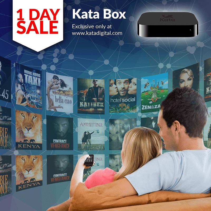 Kata Box one day sale