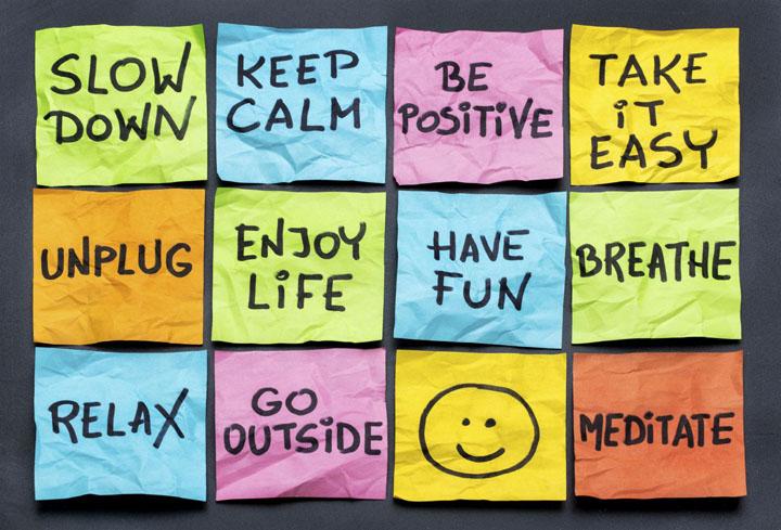Panduan Tanggani Stress atau Tekanan