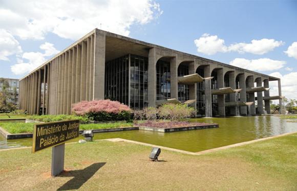 Palácio da Justiça (ministério da Justiça)