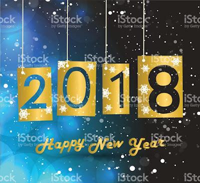 hình chúc năm mới 2018