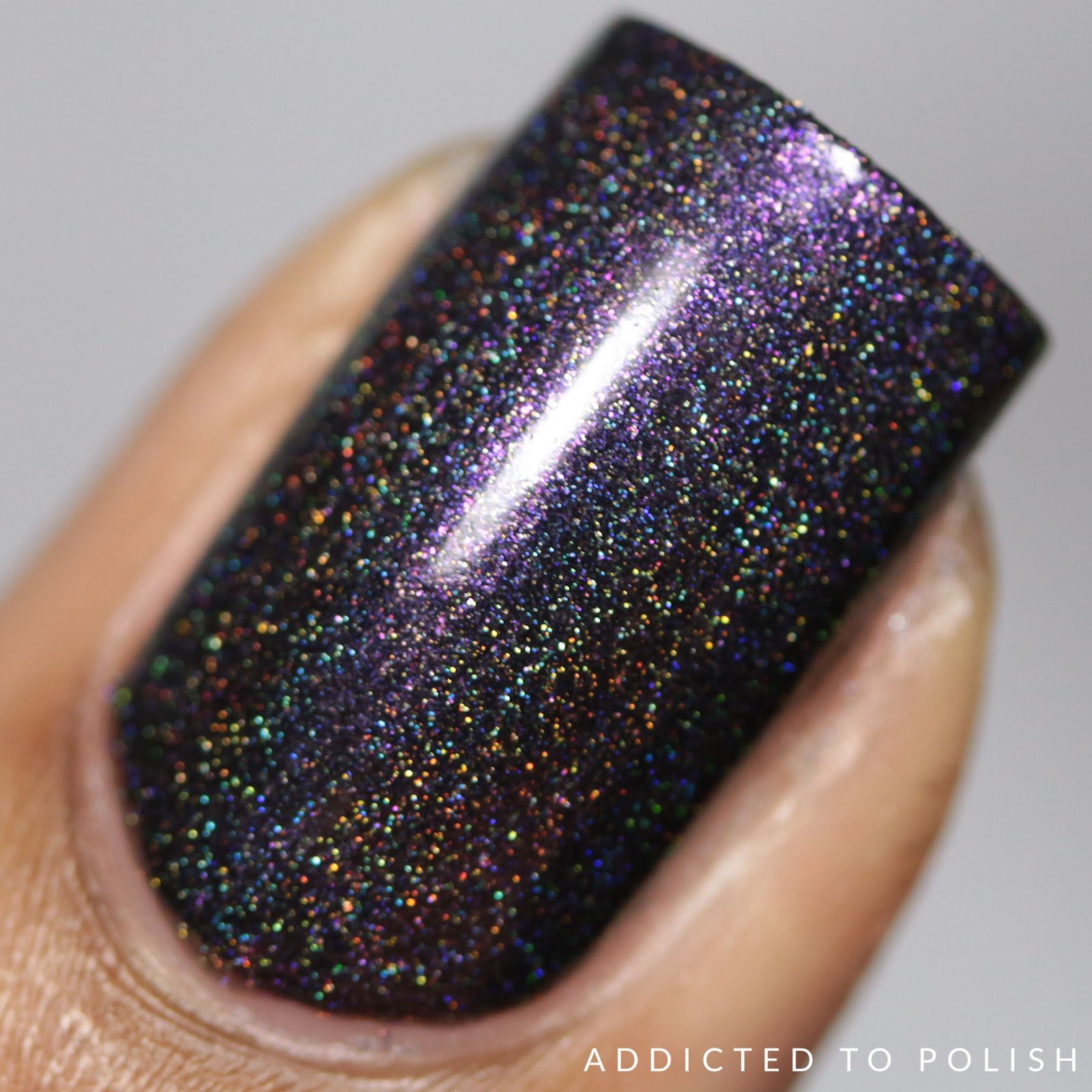 KBShimmer Deep Hue Sea Hella Holo Customs