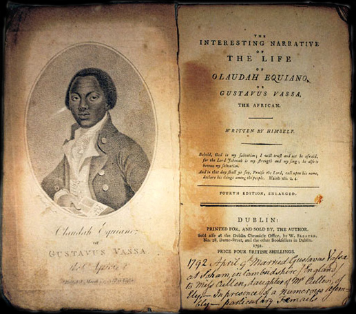 The Interesting Narrative of the Life of Olaudah Equiano or Gustavus Vassa the African (1789)