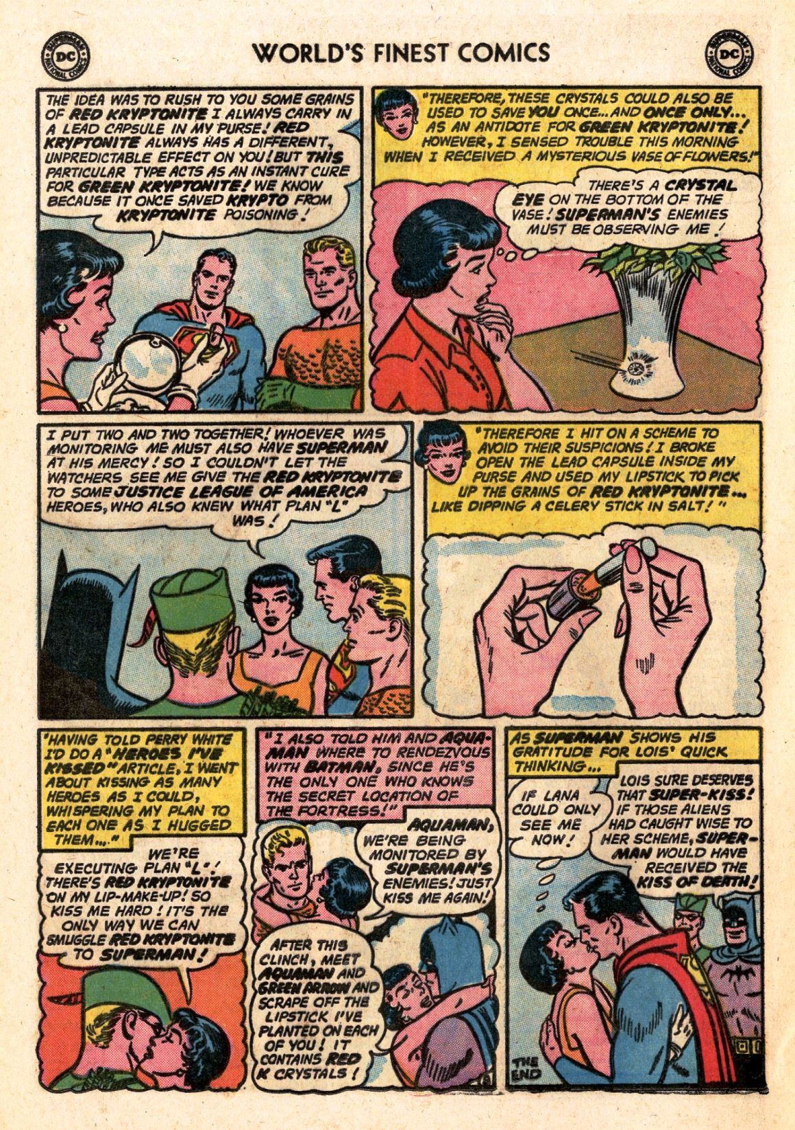 Read online World's Finest Comics comic -  Issue #141 - 32