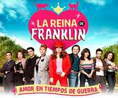 capítulo 63 - telenovela - la reina de franklin  - canal 13
