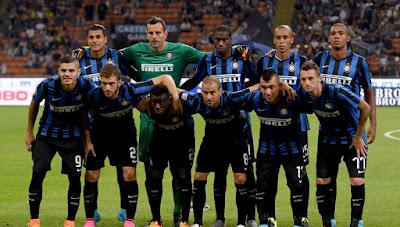 Daftar Skuad Pemain Inter Milan 2015-2016