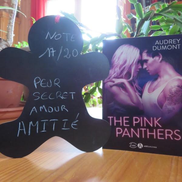 The pink panthers, tome 1 de Audrey Dumont