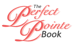 Get Your Copy For Your Perfect Pointe!