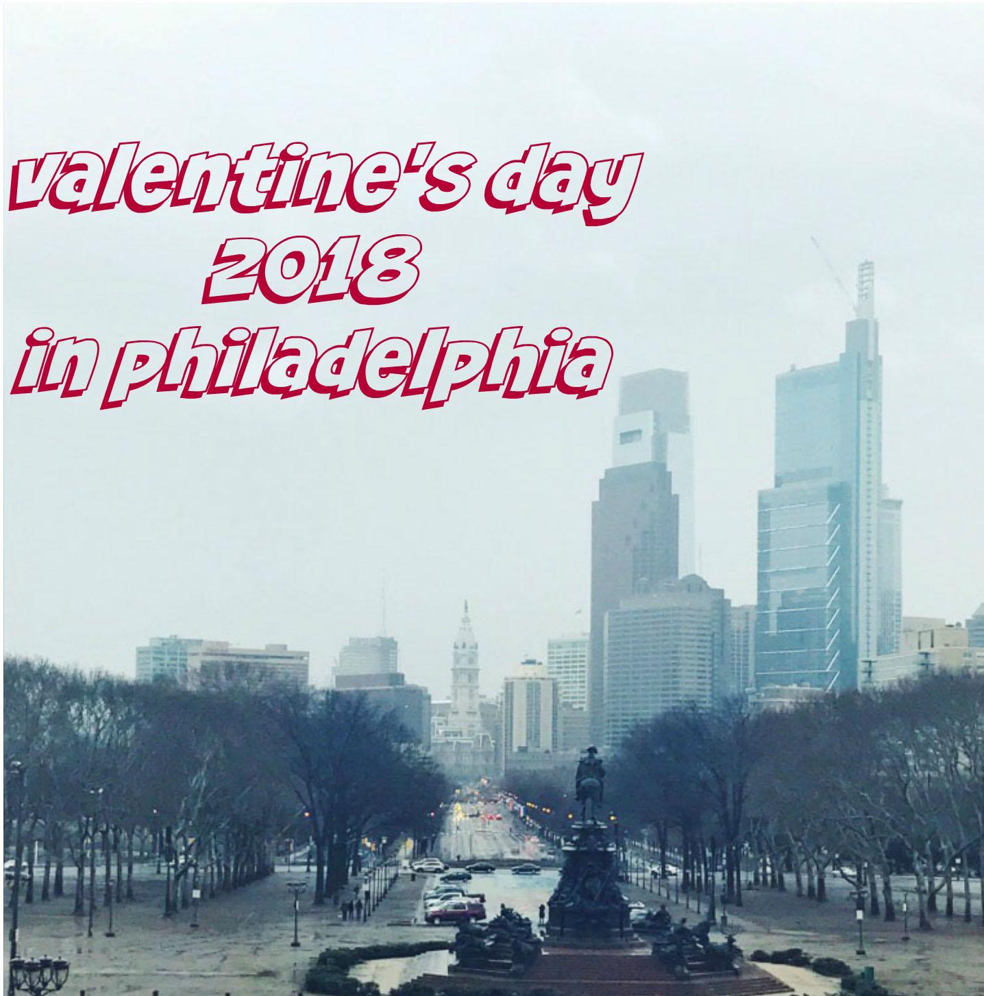 Valentine's Day Philadelphia