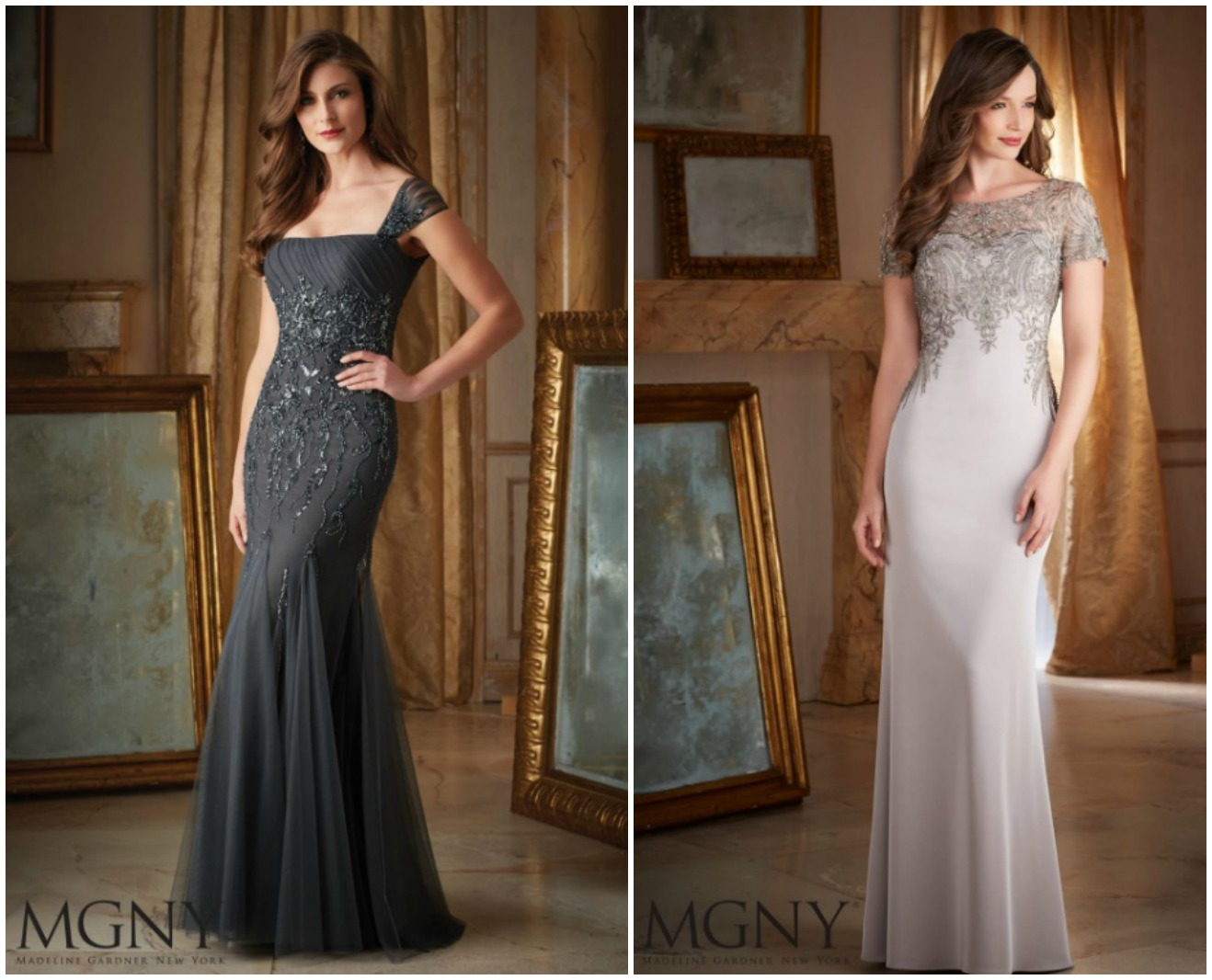 Most Beautiful Mother Of Bride Dresses