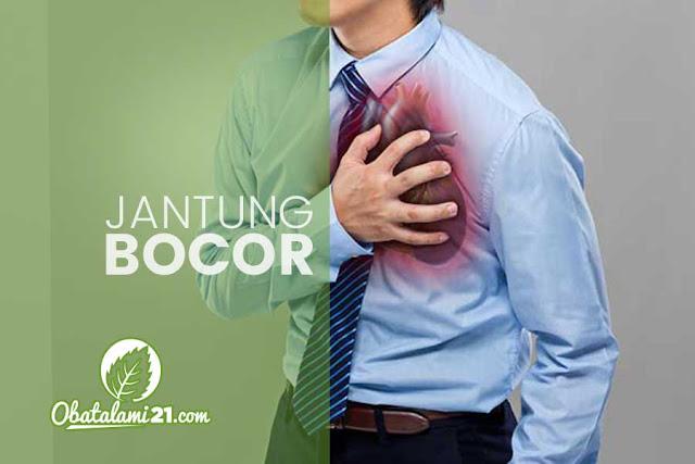 Cara Ampuh Mengobati Jantung Bocor Secara Alami