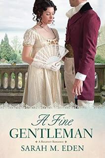 Heidi Reads... A Fine Gentleman by Sarah M. Eden