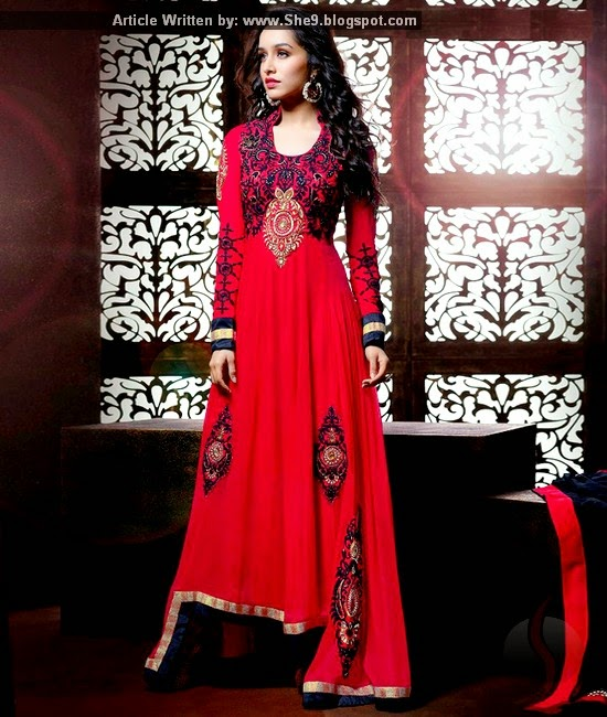 Indian Designer Dresses 2015