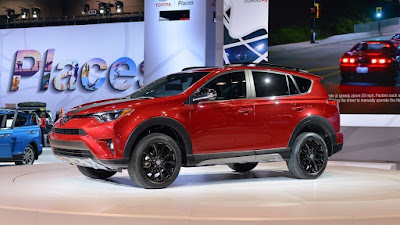 Toyota RAV4 2018 Review, Specs, Price