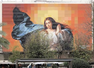 La Colosal de Murillo en El Corte Inglés de Sevilla 2018