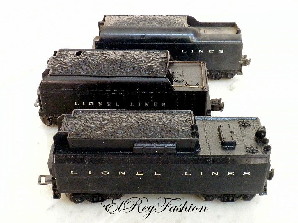 Vintage Lionel Engine 35
