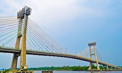 Daftar Nama Jembatan di Indonesia Lengkap Daftar Nama Jembatan di Indonesia Lengkap