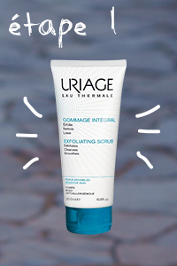 soin gommage bronzage réparer peau corps