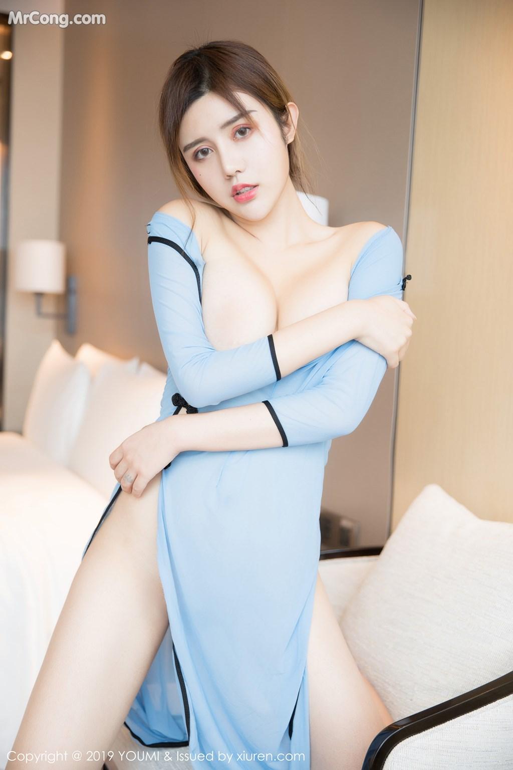 YouMi Vol.353: Cris_卓娅祺 (51P)