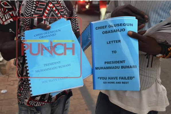 Obasanjos-letter-to-Buhari-on-sale-in-Abuja