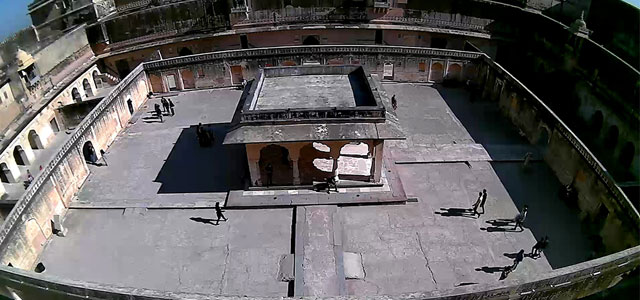 आमेर फोर्ट - Amber Fort कैमरे की नजर से