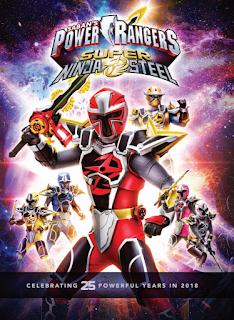 Power Rangers Super Ninja Steel Episode 01-22 [END] MP4 Subtitle Indonesia