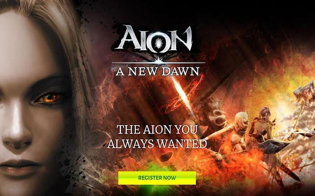 AION – A NEW DAWN