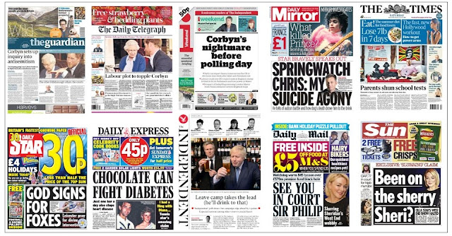 front pages 30-04-16