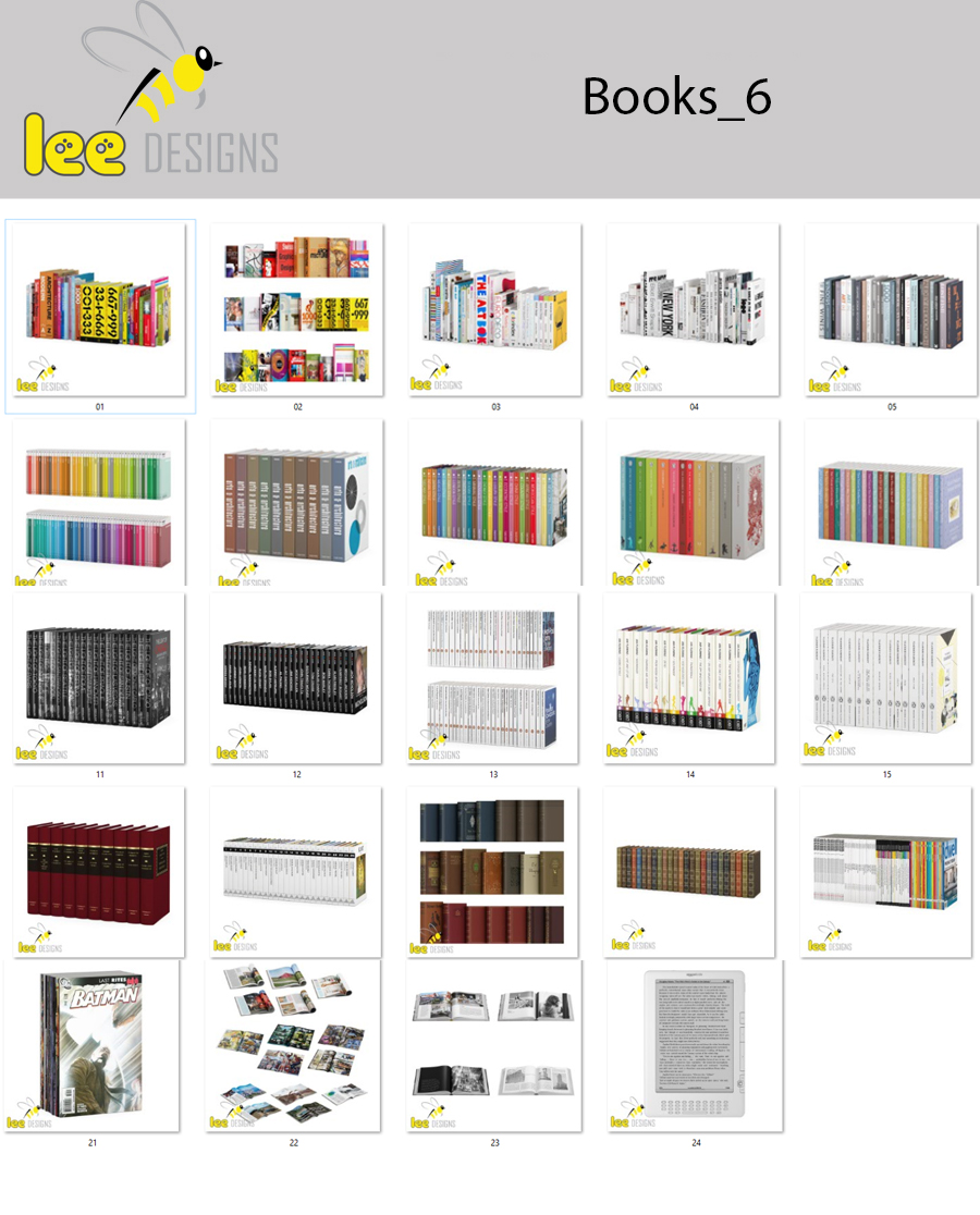 Book collection free stuffs for sketchup vray for Cuisine sketchup 8