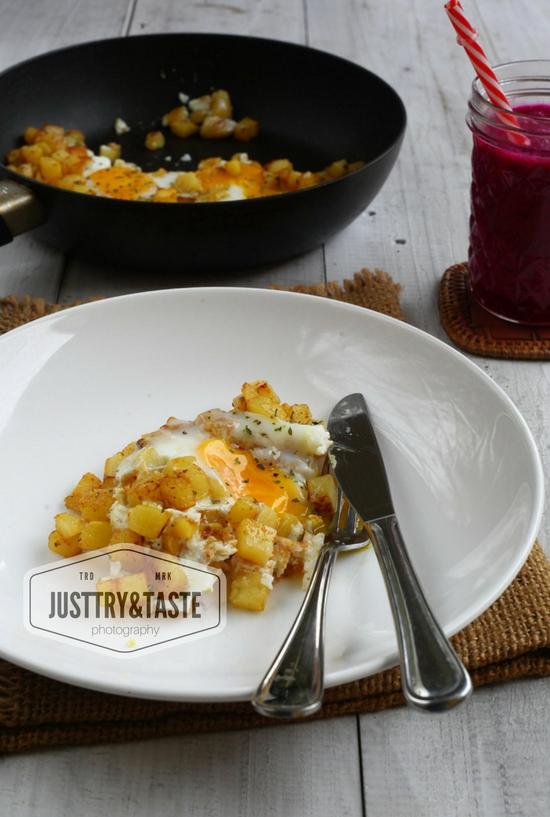 Just Try & Taste: Resep Hash Brown Potatoes