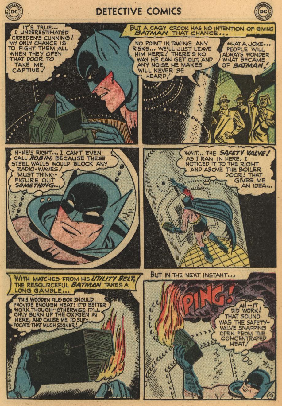 Read online Detective Comics (1937) comic -  Issue #229 - 11