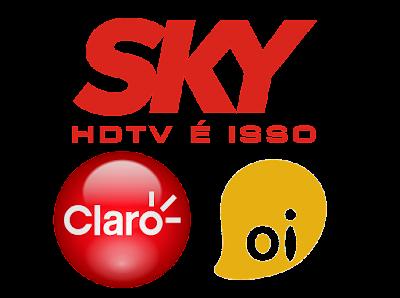 Resultado de imagem para operadoras de tv a cabo