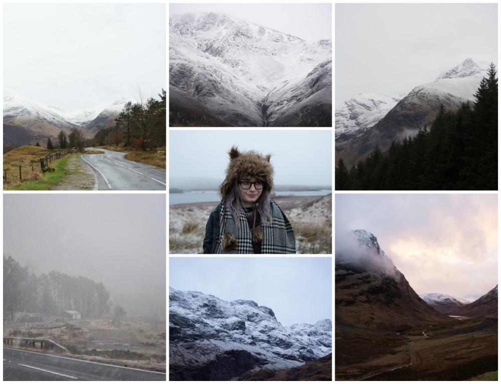 scottish Highlands landscape Photo Diary