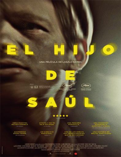 Ver El hijo de Saúl (Saul fia) (2015) Online