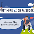 SocialMedia Marketing Get More Likes On Facebook - infographic