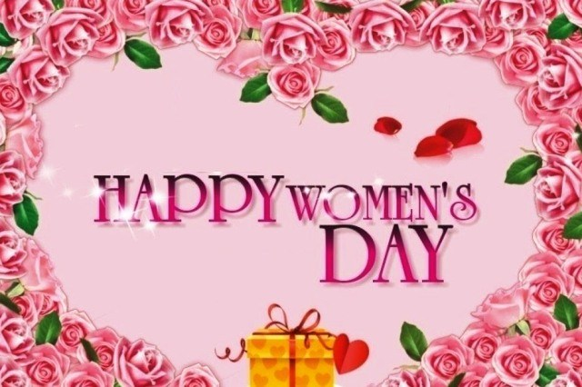 Happy Women's Day 2017 Greetings & HD Cards