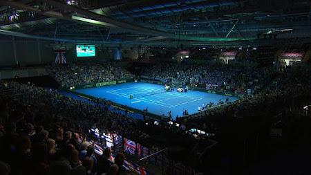 TV Yang Menyiarkan Tenis Davis Cup 2016 hari ini