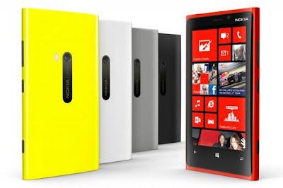 Nokia Lumia 920 - Best Smartphones of 2013