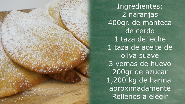 Ingredientes robiols