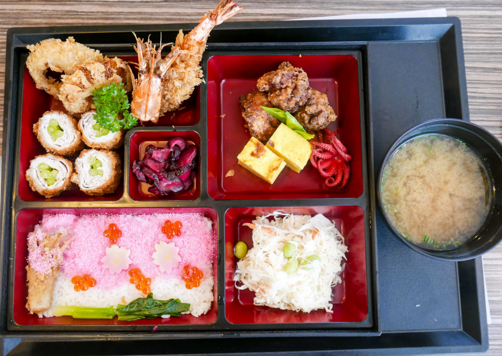 Eat drink kl spring delight tonkatsu by wa kitchen for La kitchen delight