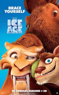 Ice Age 5 Collision Course 2016 Dual Audio Hindi 720p BluRay