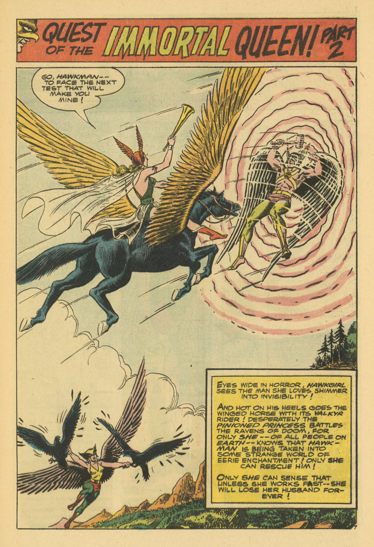 Hawkman (1964) issue 13 - Page 13